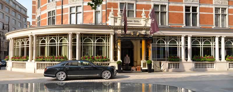 Connaught Hotel, Mayfair, London