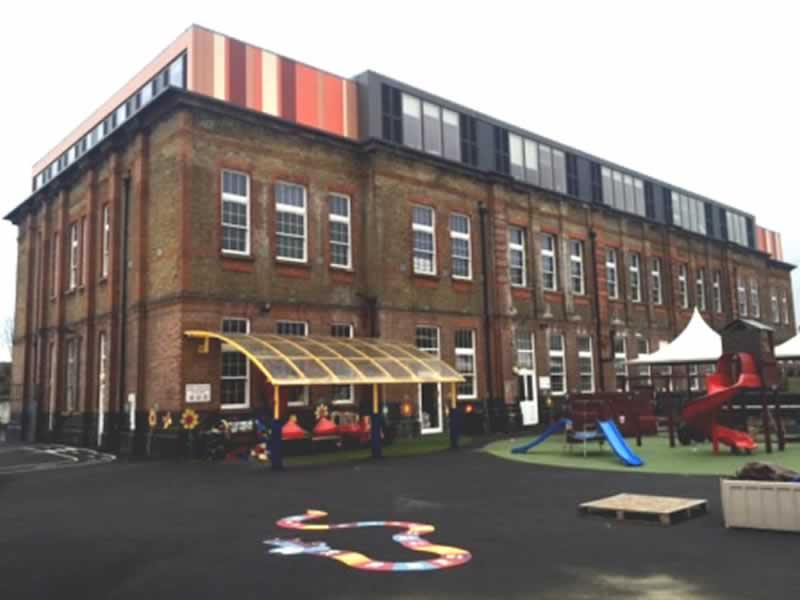 Kensington Primary School, London