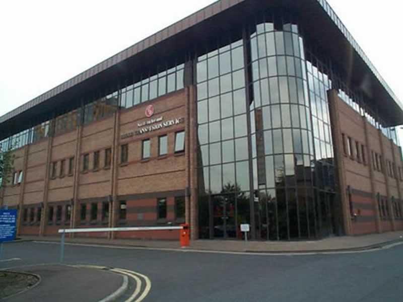 Northern Ireland Blood Transfusion Headquarters, Belfast