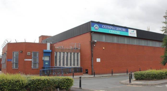 Ozone Complex, Indoor Tennis Centre Belfast