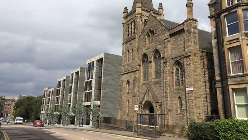St. Leonards Student Accommodation, Edinburgh