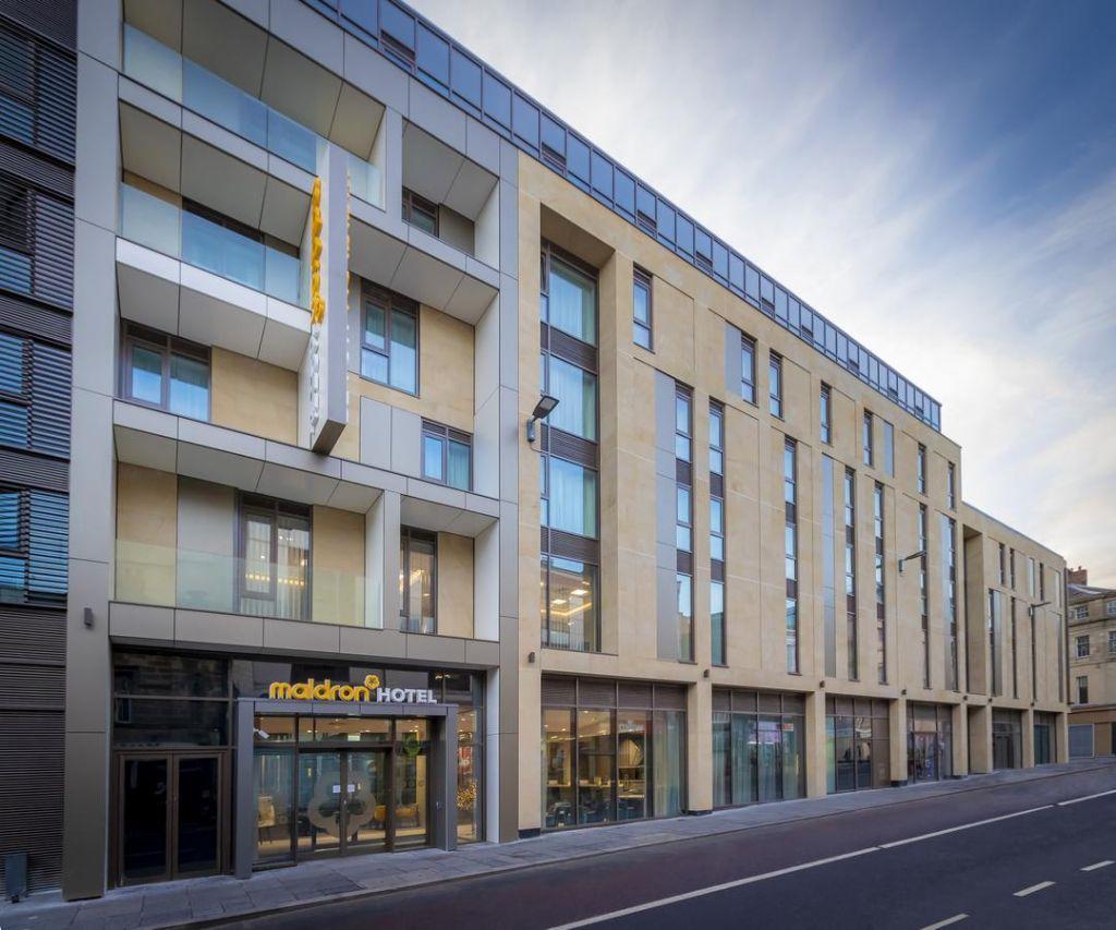 Newgate Mixed Development Newcastle - Maldron Hotel & Unite Student Accommodation