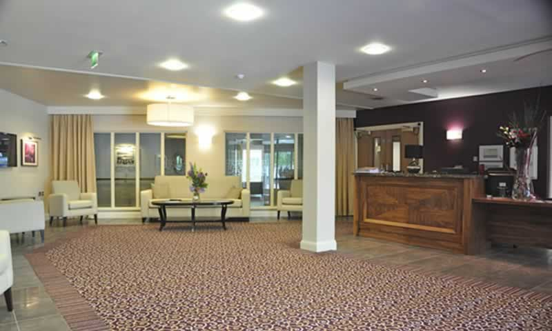 brooklands healthcare antrim lounge