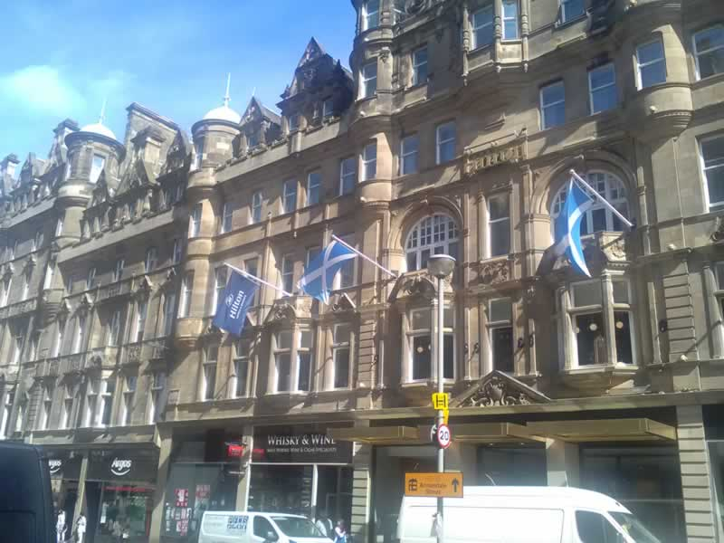 Carlton Hotel, Edinburgh