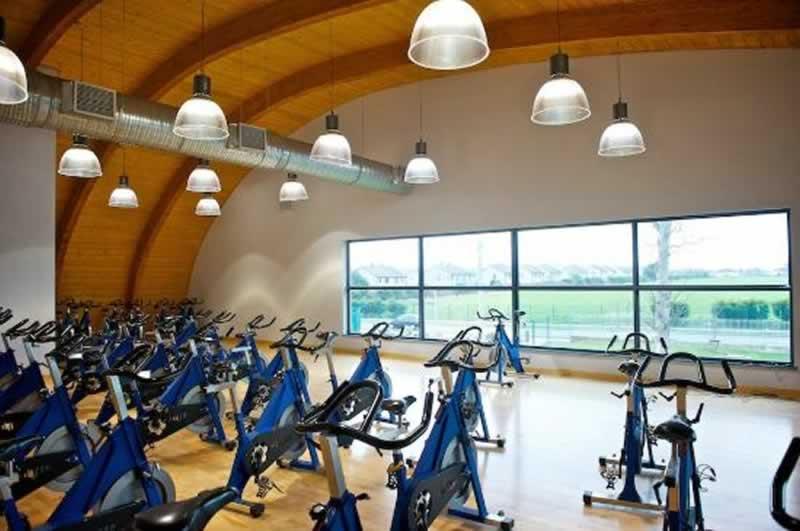 drogheda leisure centre spinning