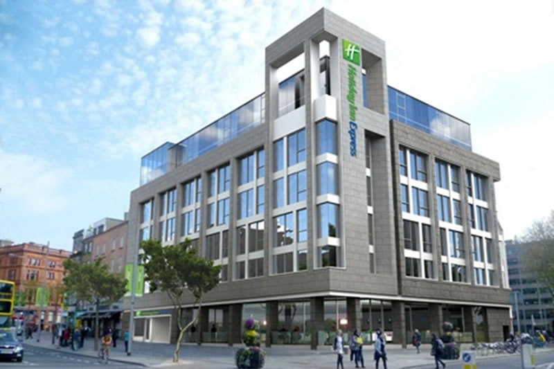 Holiday INN Dublin New Installation Completed by O'Hanlon & Farrell Electrical