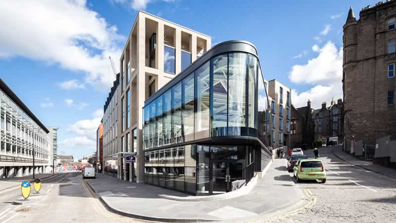 Premier Inn & Hub Hotel, Edinburgh