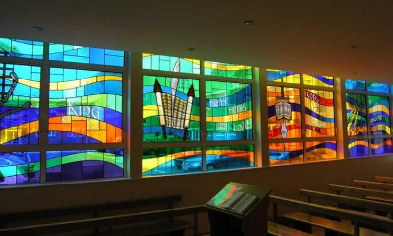 stpauls high school chapel