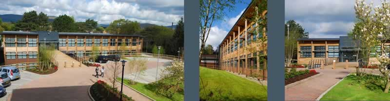 stranmillis educational campus belfast front