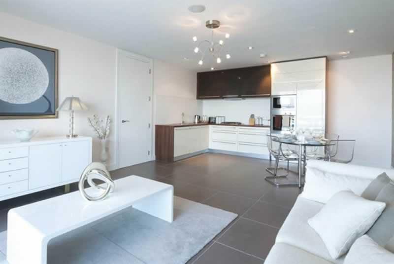 titanic quarter belfast - livingroom