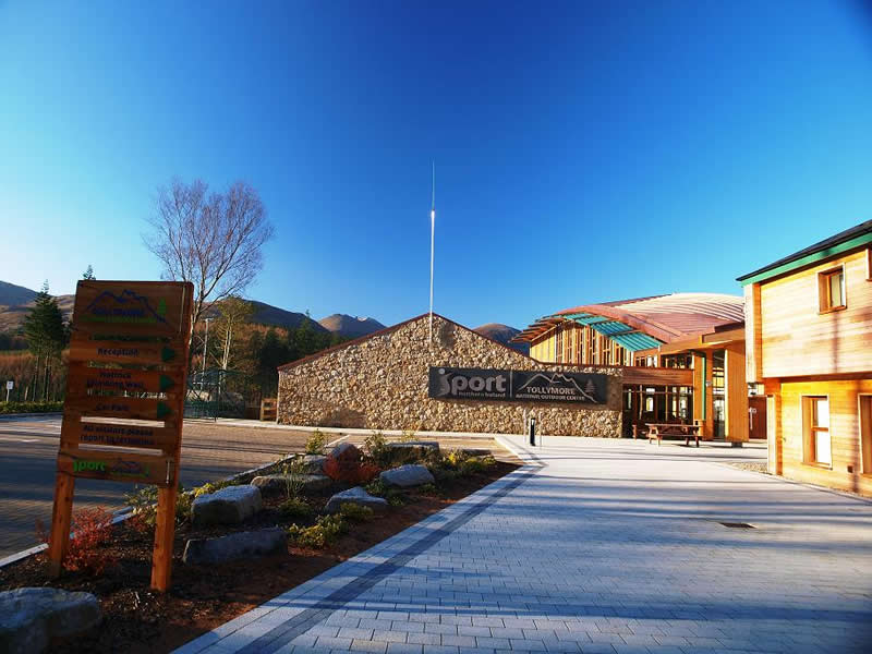 Tollymore Mountain Centre, Newcastle