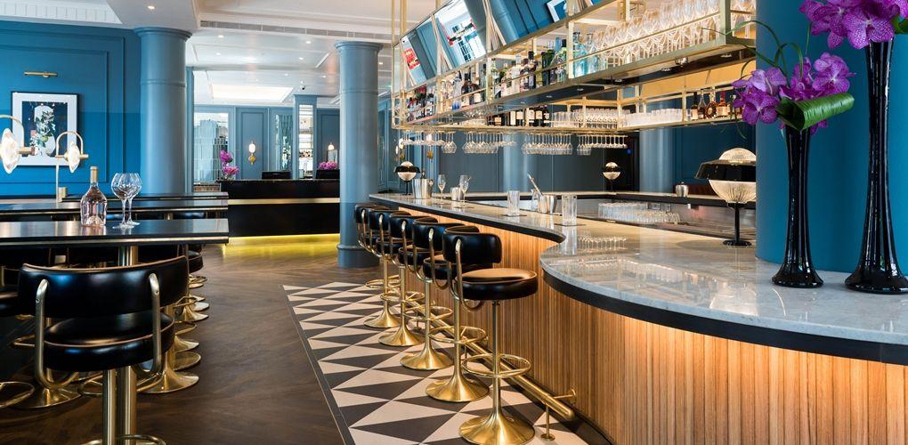 trafalgar hotel bar